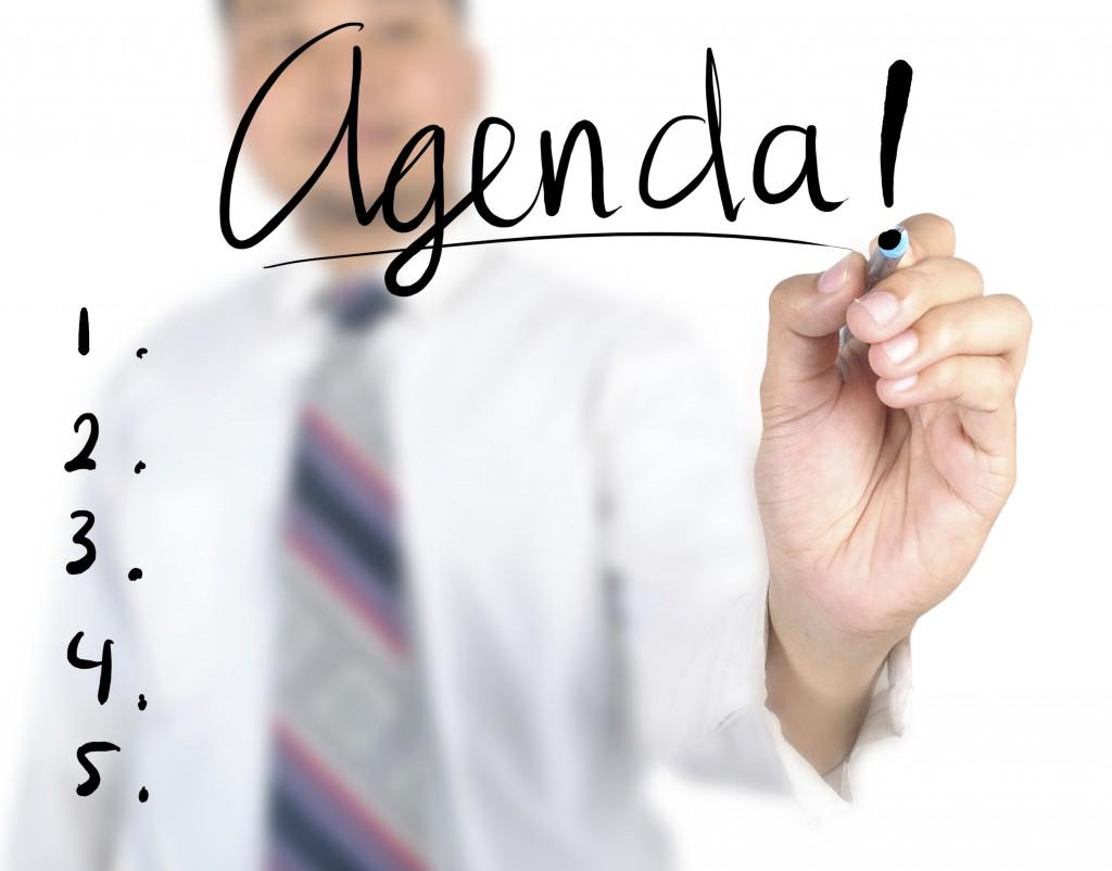 Better Board Agendas