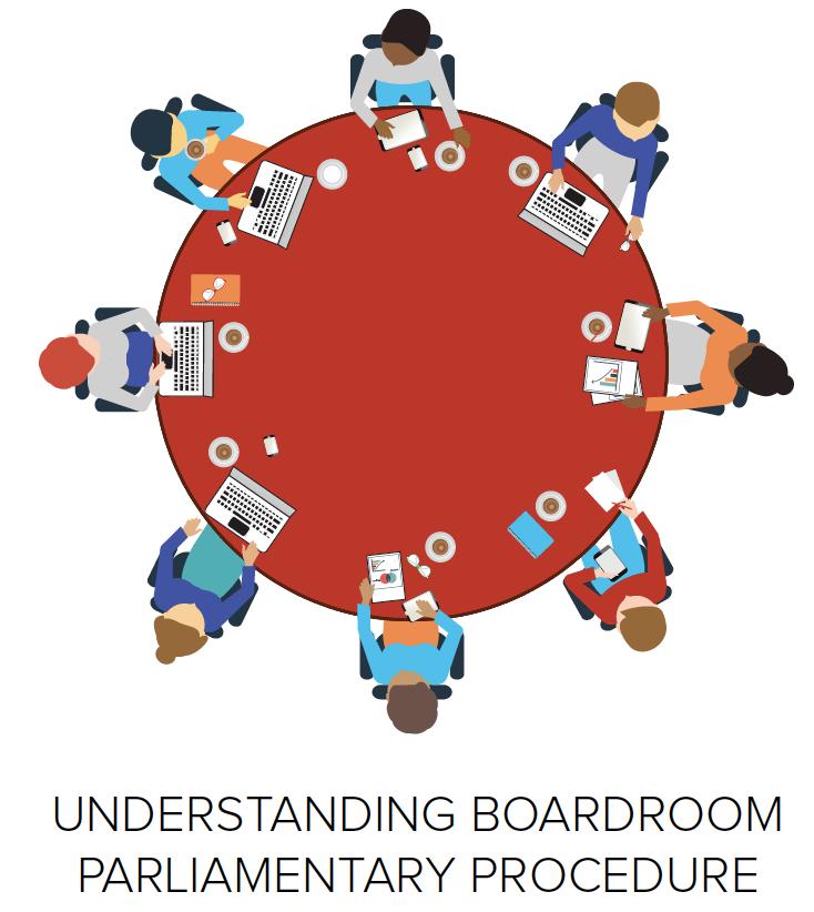 boardroom parliamentary procedure
