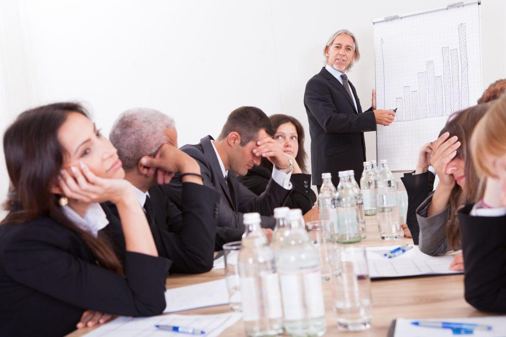boardroom apathy